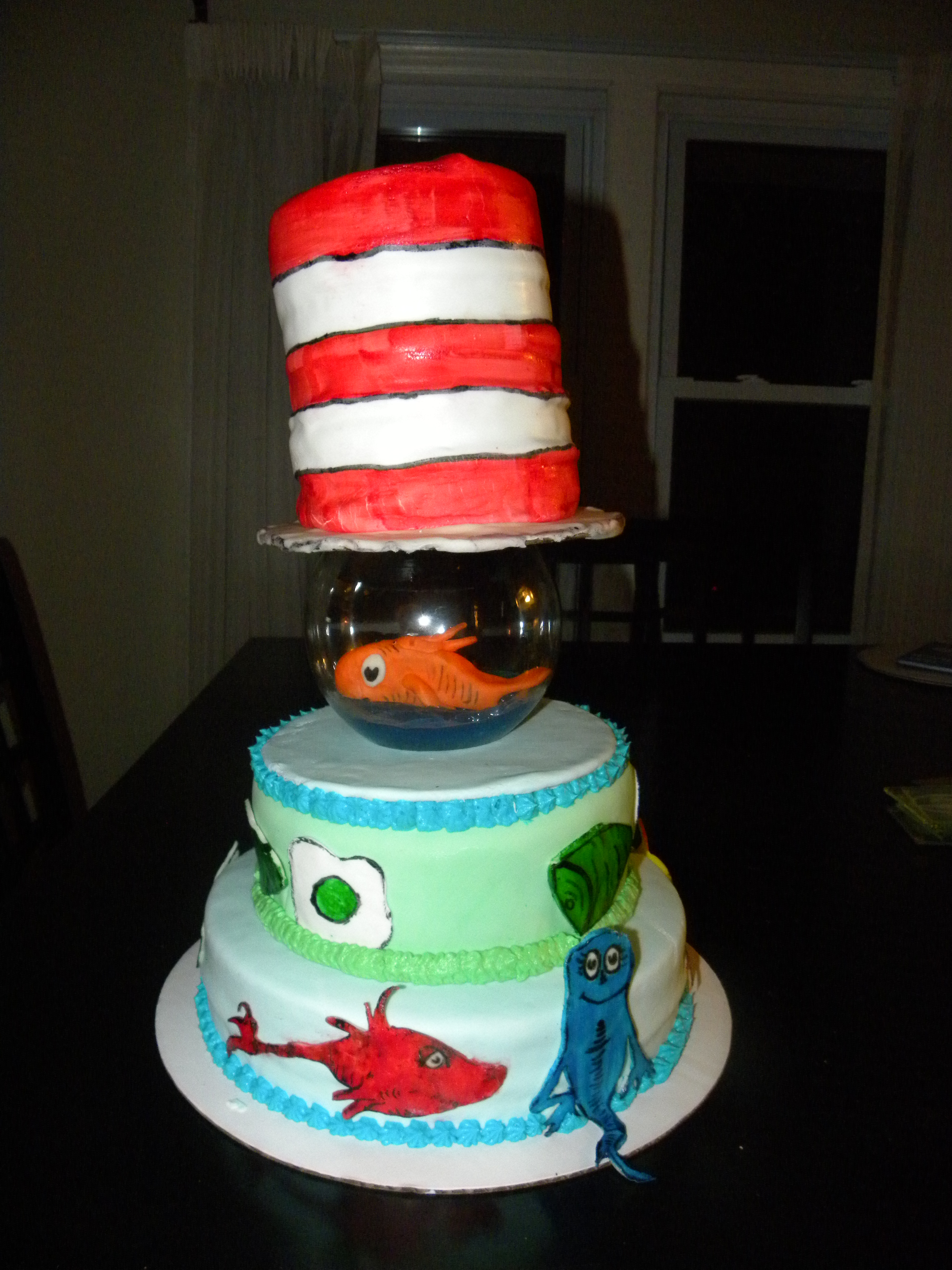 Can I Make A Dr Seuss Cake Cake Is A Good Thing